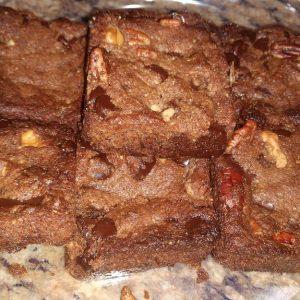 Coach T's Brownies