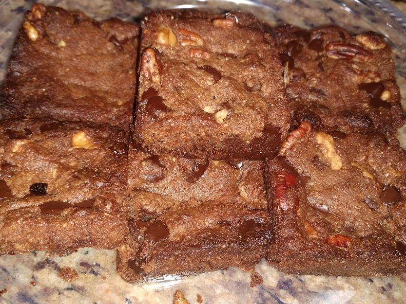Coach T's Brownies